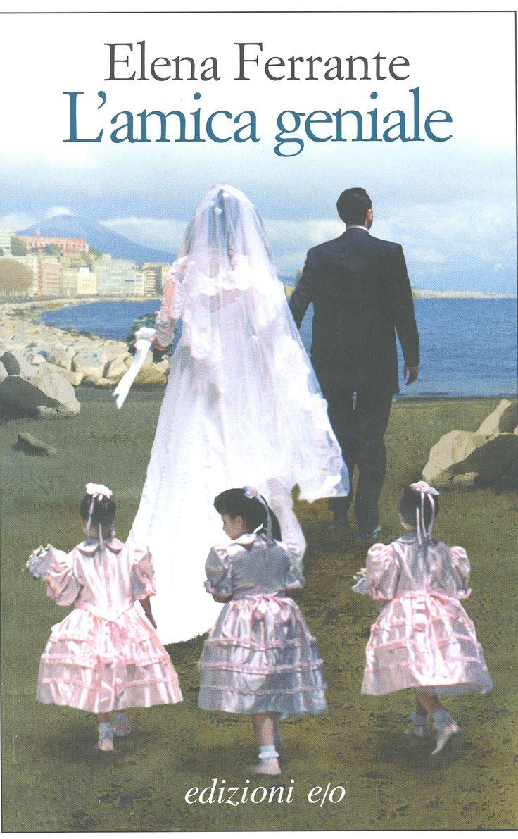 L'Amica geniale e i tre libri che seguono, di Elena Ferrante, sono un ritratto di Napoli e dei personaggi così efficace da rimanere impresso sempre.