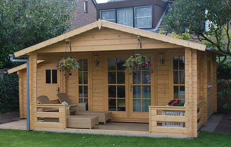 Home depot cabin homes planning permission for sheds for Two storage house designs