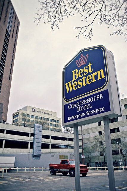 Best Western Winnipeg By Ajbatac Via Flickr
