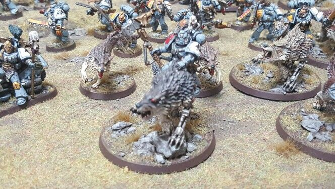 Warhammer 40k Space Wolves