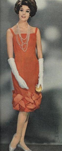 camomille29: Красное платье и красные... или черные, а может быть белые…