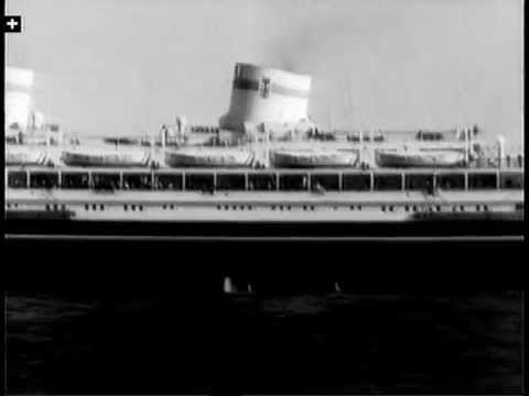 Na pokładzie m/s Piłsudski 1935 — YouTube