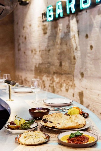 Where to eat in London right now. This week: star-quality sharing plates in an underground Mayfair madhouse