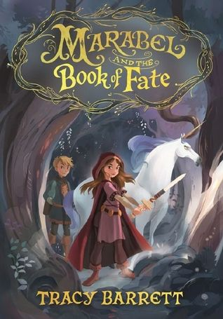 MARABEL AND THE BOOK OF FATE (Book Review)