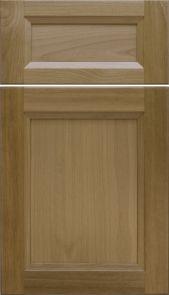 Natural Alder Door [Inside Bevel / Outside Bevel Profiles]   M and J Woodcrafts - Your Wholesale Cabinet Door Manufacturers