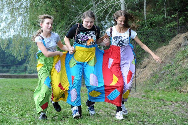 Obozy młodzieżowe. Kolonie w górach. Hotel Odys www.hotelodys.pl #kolonie #hotel #odys