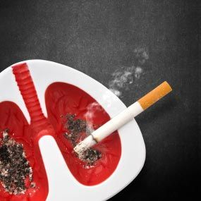 lung-shaped ashtray. Awesome! I know exactly who I'm buying this for!