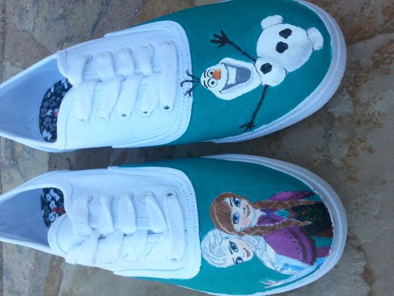 Hand+Painted+Disney+Inspired+Frozen+Shoes+by+WALTzingshoes+on+Etsy,+$70.00