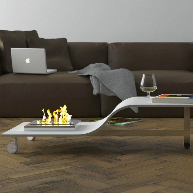 18 fantastic and modern coffee tables for your living room