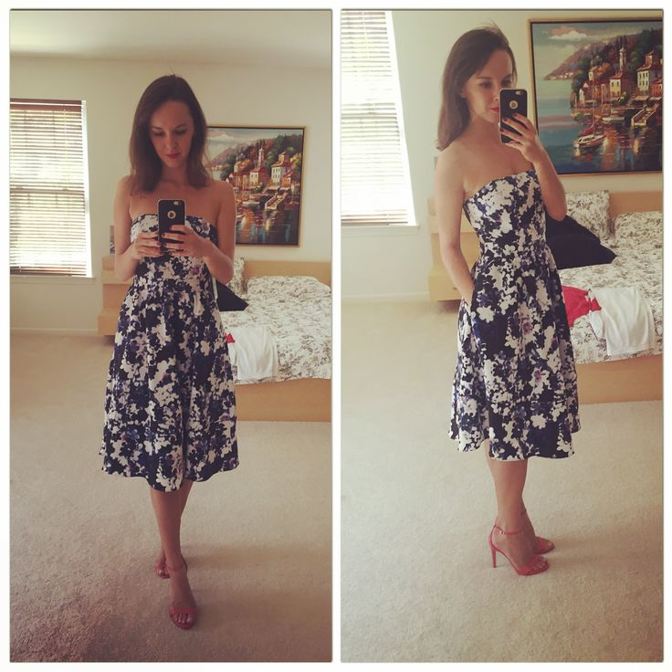 Express dress and Steve Madden shoes!