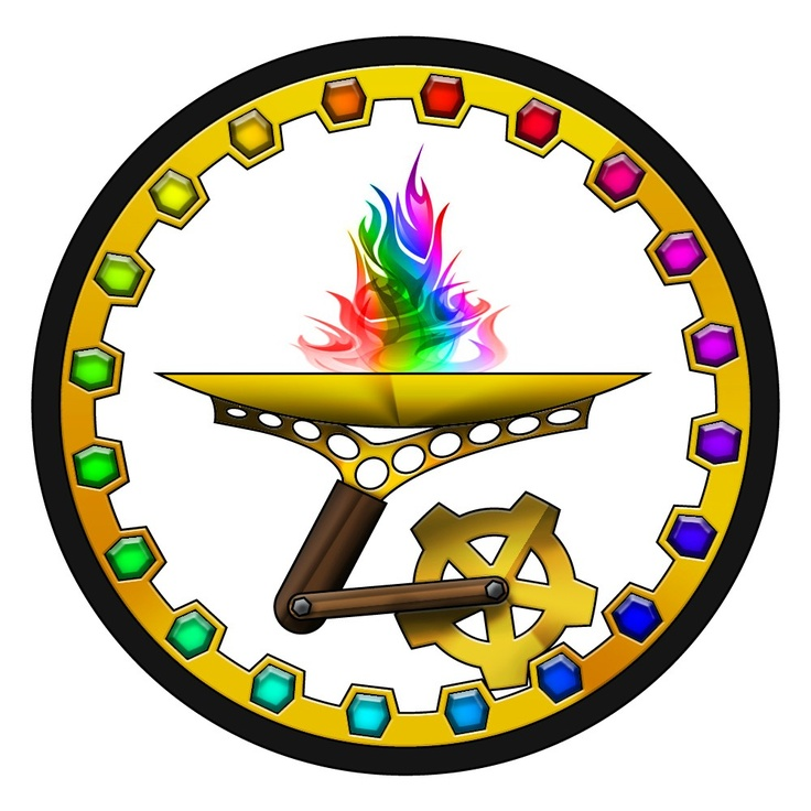 Our Symbol The Flaming Chalice: Steampunk Unitarian Chalice
