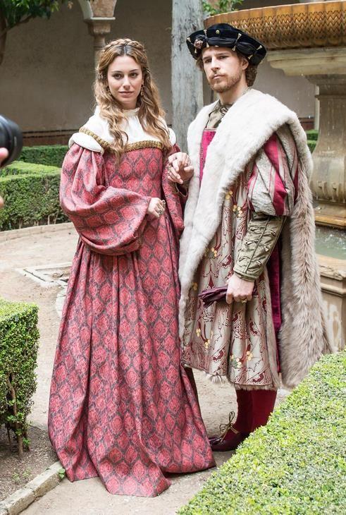 DINASTÍAS | Los Foros de la Realeza • Ver Tema - 'Carlos, Emperador'; la serie