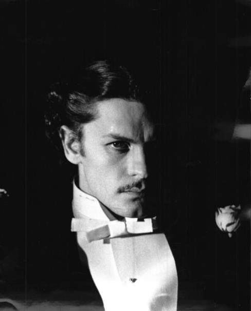 Helmut Berger in Ludwig