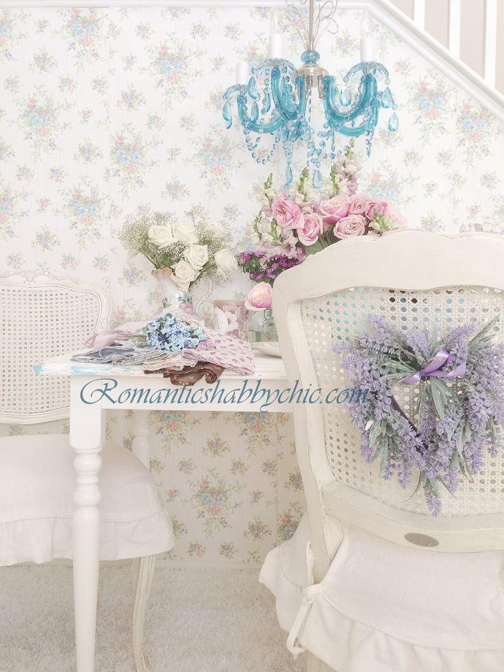 Shabby Chic Romantic Home Decor | Romantic Shabby Chic Blog Home!: July 2013