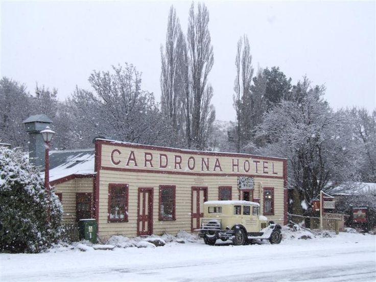 cardrona hotel, nz