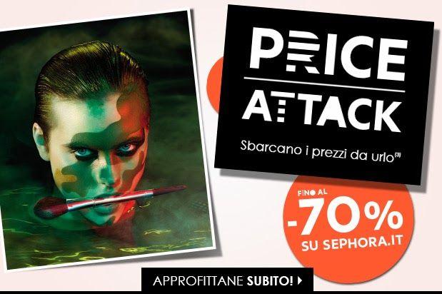 [News] Sephora - Prezzi da urlo! Saldi gennaio 2014