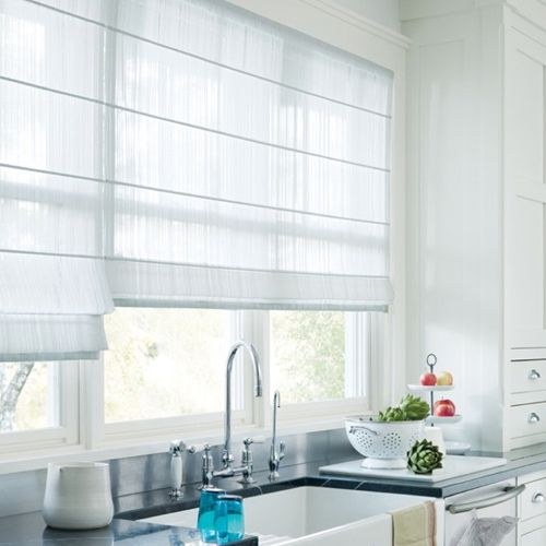 20 Best Kitchen Sink Window Treatments Images On Pinterest