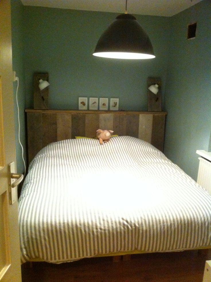 Mooi slaapkamer idee  Home  Pinterest