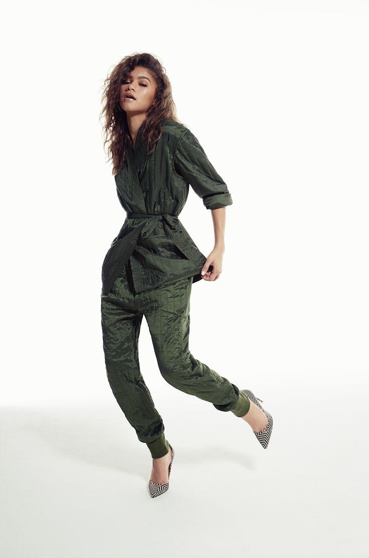 5 Ways to Be a Fashion Rule Breaker, According to Zendaya ...