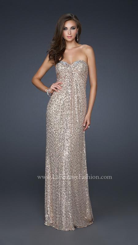La Femme 17458 at Prom Dress Shop