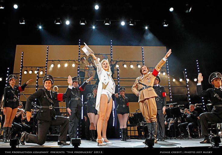 The Producers - 'Springtime For Hitler' - Costume Design By Kim Bishop 2012 kimbishop.com.au