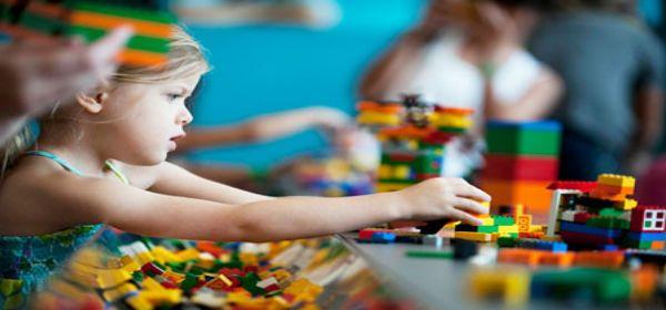 La nueva escuela de Lego en Dinamarca