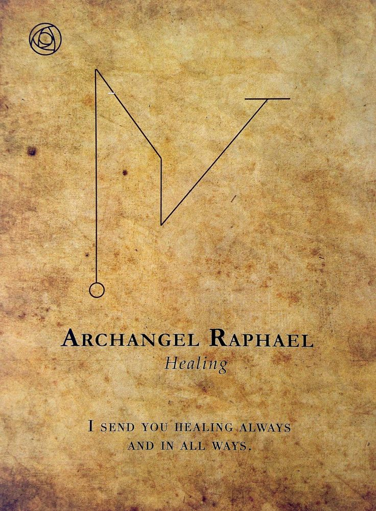 Raphael is one of the main Archangels and his place on the compass is East. When I start my day, I like to face East and look forward to a new day with new thoughts that will carry through the rest of the day. I ask for healing energies not only for myself but for other people who are asking or needing healing in the ways I mentioned above.
