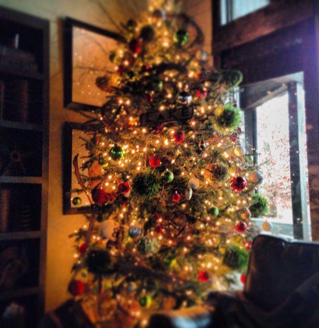 Rustic christmas | Home decor | Pinterest