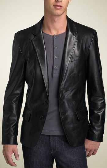 This jacket's cut is perfecto.  ..looks like a million bucks.  LOVE it.