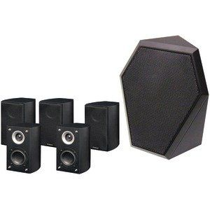 Pinnacle Front Row Center 27300 5.1-Channel Speakers System by Pinnacle. $299.00. 300W 5.1-Channel