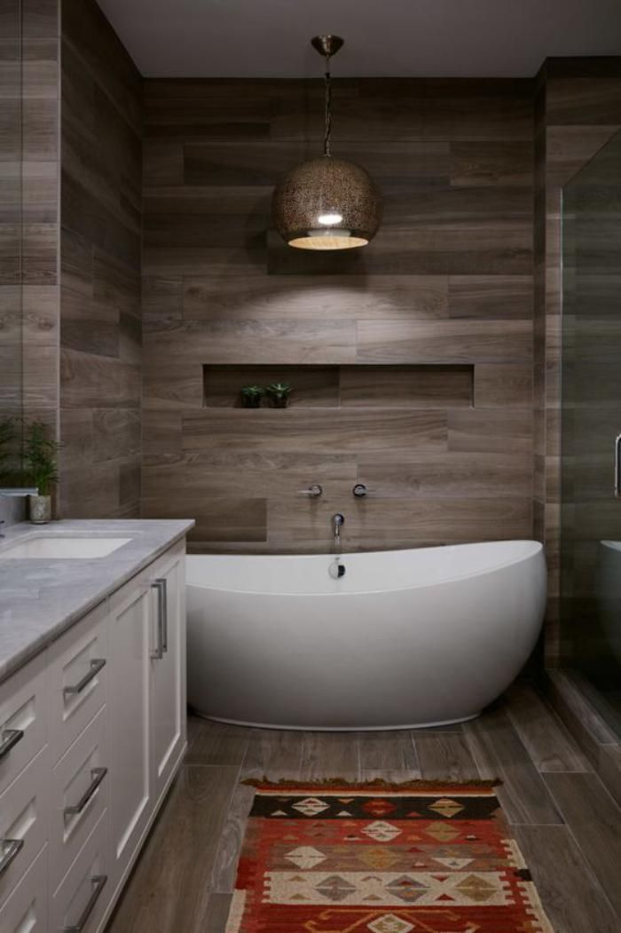 Les 25 meilleures id es de la cat gorie salles de bains for Faux carrelage salle de bain