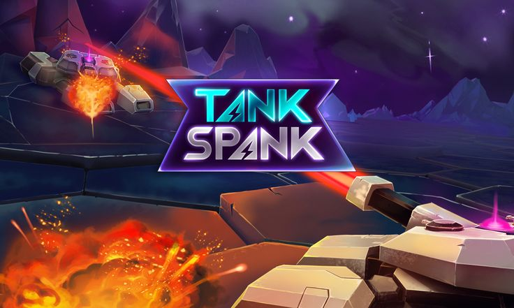Tank Spank, a blazingly fast and intense retake on arcade shooters has just arrived to Steam Greenlight. Find your favorite weapon and blast through enemies and walls alike in this tank-based top-down arena shooter.