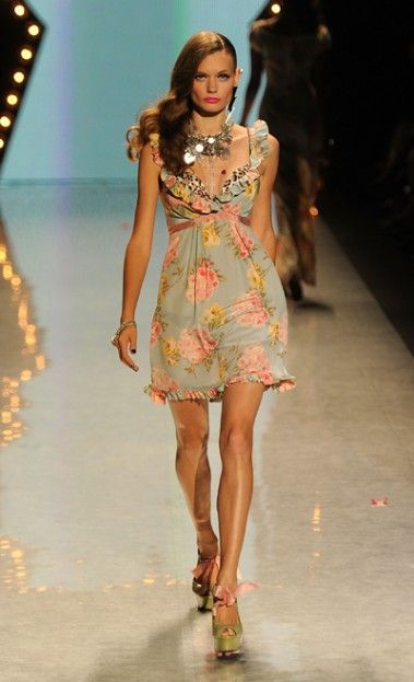 Betsey Johnson 2012: Runway Fashion, Dreams Closet, Fashion Week, Fashion Fantasy, 2012 Betsey, Johnson 2012, Girls Soul, Betsey Johnson, Closet Imaginario