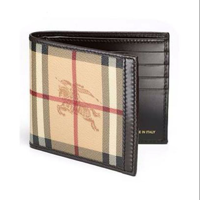 Men's BURBERRY wallet