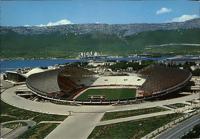 Split - 1975. - Poljud - stadion | by Bo_Mar