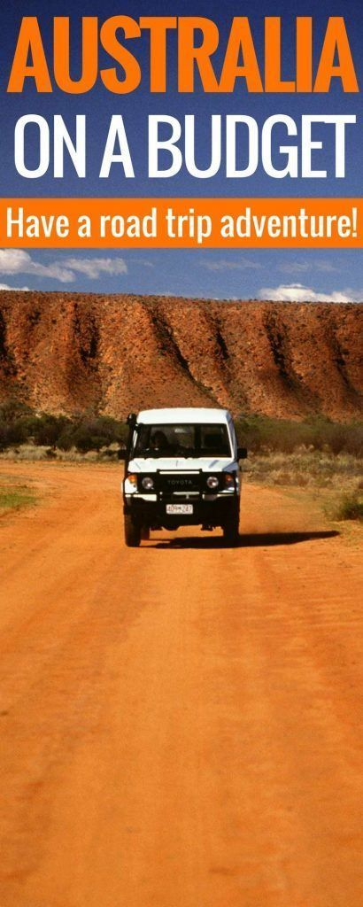 How to road trip Australia on a budget. Australia can be expensive and driving around Australia in a van or RV or campervan can really cut the cost! Tips for driving around Australia in campervan. Australia Road Trip | Tips | Travel | Australia travel | roadtrip | budget #australia #travel #traveltips #roadtrip #wanderlust #adventure #vanlife
