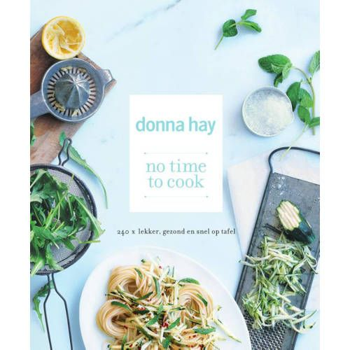 No time to Cook – Donna Hay – WISHLIST.