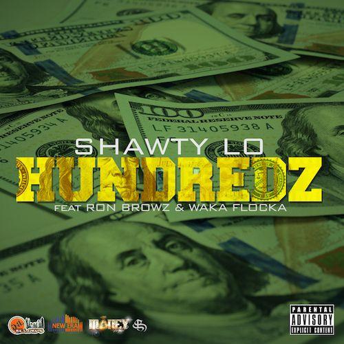Shawty Lo ft. Ron Browz & Waka Flocka – Hundredz