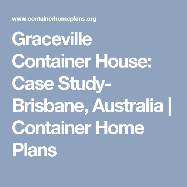 39 best straw bale houses images on pinterest small houses home ideas and little houses - Graceville container house study case brisbane australia ...