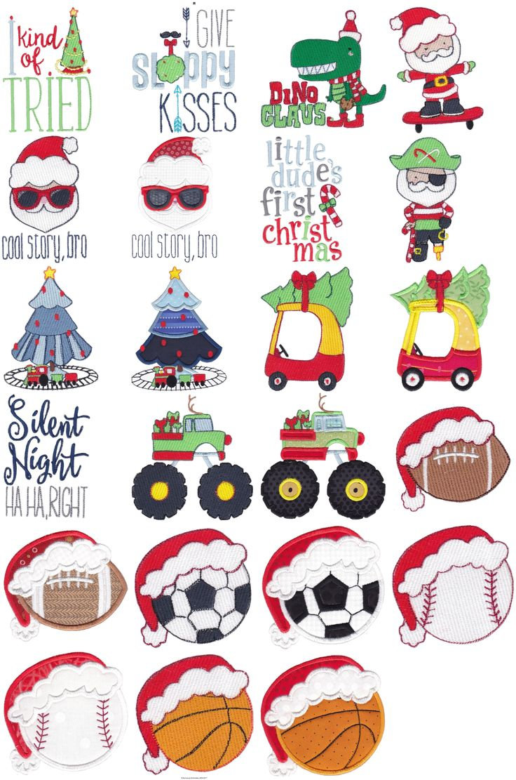 405 best bunnycup embroidery designs images on pinterest machine boys christmas machine embroidery designs at bunnycup embroidery bankloansurffo Gallery