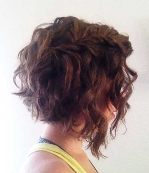 Astonishing 1000 Ideas About Short Curly Hairstyles On Pinterest Curly Hairstyles For Women Draintrainus