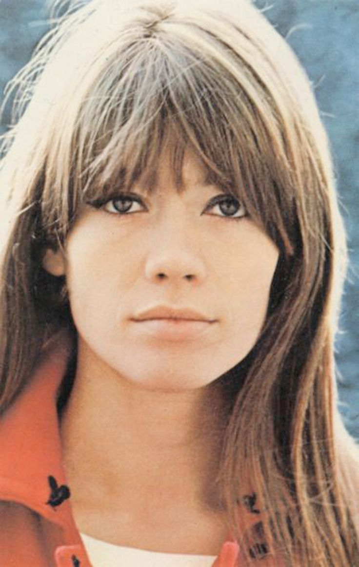 Francoise Hardy  @TJ Spurgin! This is who Taylor Swift said my hair looked like! SCORE!