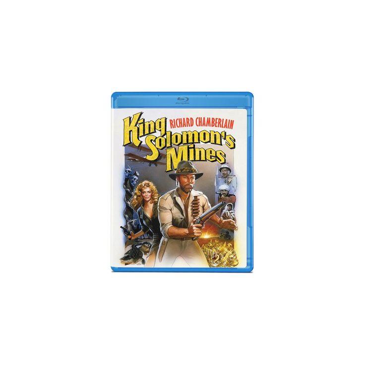 King Solomon's Mines (Blu-ray)