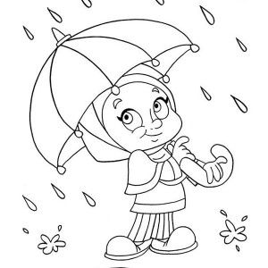 Best 25+ Umbrella coloring page ideas on Pinterest | Umbrella girl ...