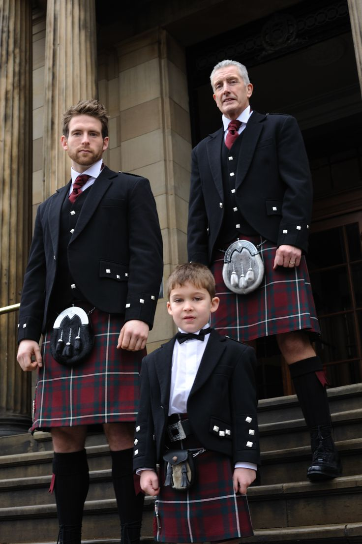 A Kilt is for life, not just a wedding. I feel sorry for my future husband (and groomsmen) if he/they were not of Scottish or Irish descent....they are all still going to have to wear a kilt because this was always a proviso of mine for my future wedding - my husband at least, would need to wear a kilt at some point; whether it be at the wedding itself, the reception or both, hahaha.