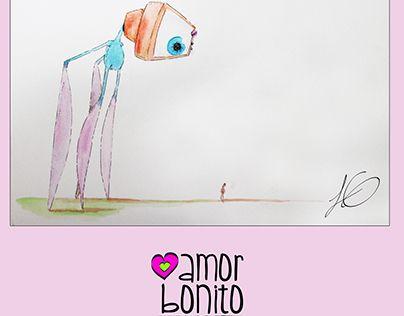 "Check out new work on my @Behance portfolio: ""Amor bonito televisor"" http://be.net/gallery/51641917/Amor-bonito-televisor"