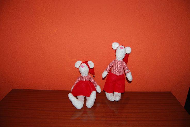ratoncitos de navidad