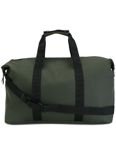 RAINS Weekend holdall. #rains #bags #travel bags #weekend #polyester #