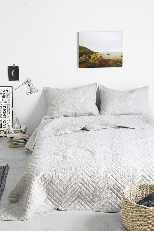 Фотография: Спальня в стиле Лофт, Современный, Скандинавский, Эклектика…