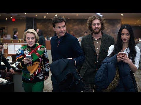 OFFICE CHRISTMAS PARTY Trailer (2016) Jason Bateman, Olivia Munn comedy - YouTube